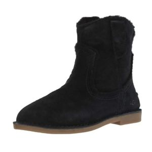 UGG Catica Fashion Boot size 8.5 black